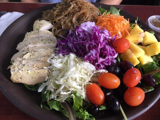 Round Rock, TX: Trio with Basic Chicken (Gluten Free)
