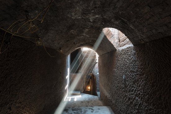 Williamson's Tunnels - Friends of Williamson's Tunnels (FoWT)