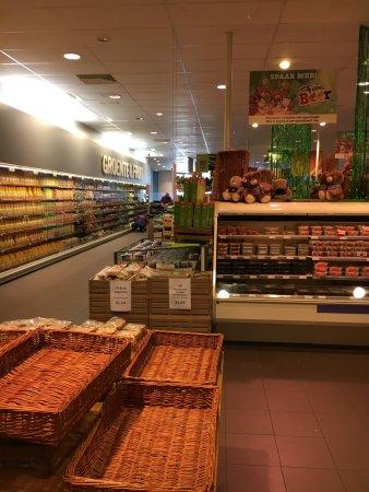 คราเลนดิจค์, โบแนร์: Food afdeling