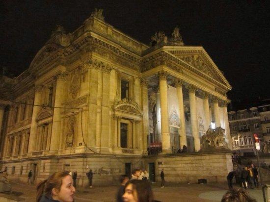La Bourse de Bruxelles : photo2.jpg