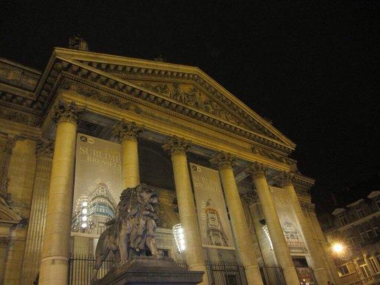 La Bourse de Bruxelles : photo3.jpg