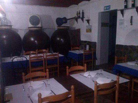 Vila Vicosa, Portogallo: Sala de jantar