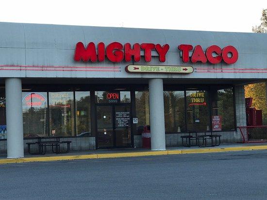 Hamburg, NY: Mighty Taco!