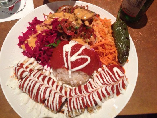 Best falafel ever - Review of Bosphorous Turkish Cuisine - Winter ...