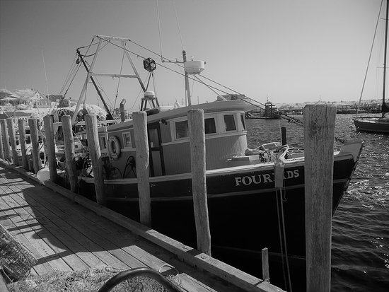 Oak Bluffs, MA: Fishing fleet