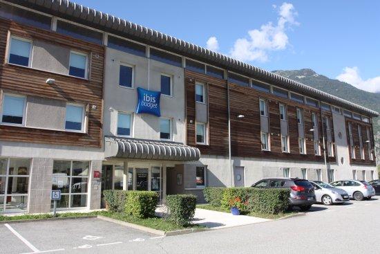 Sainte-Marie-de-Cuines, France: Внешний вид отеля
