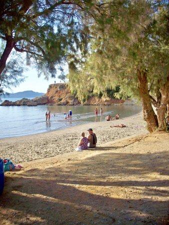 Agii Apostoli, Greece: Chilling