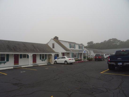 Centerville, MA: Knights Inn