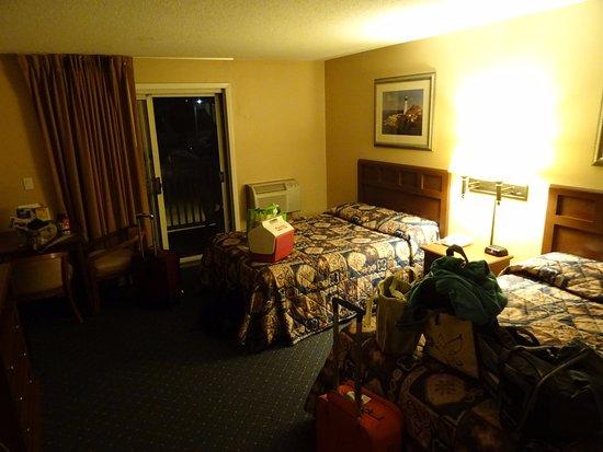 Stratford, CT: Comfy beds