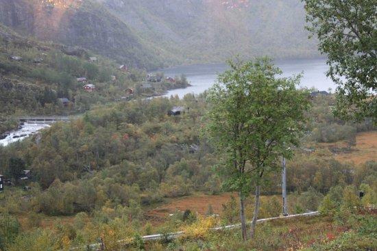 Vatnahalsen Hoyfjellshotell : While on walk