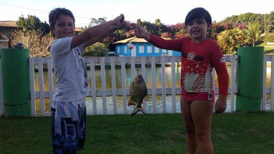 Conceicao do Almeida, BA: Pesque e Pague
