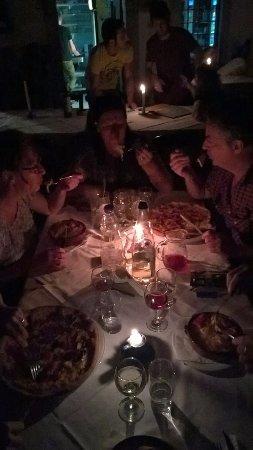 Kamilari, Grecja: Pizzeria Ariadni