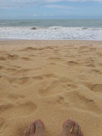 Praia dos Nativos: Praia