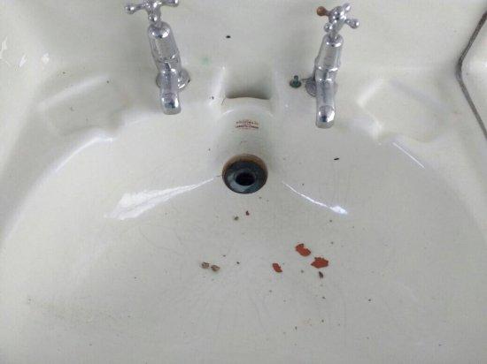 Hatter's Hostel: Badezimmer