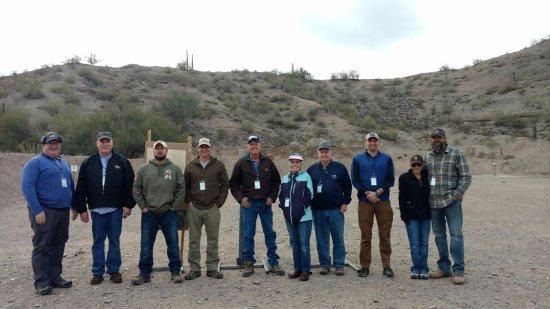 Peoria, AZ: Range Safety Officer (RSO) class!