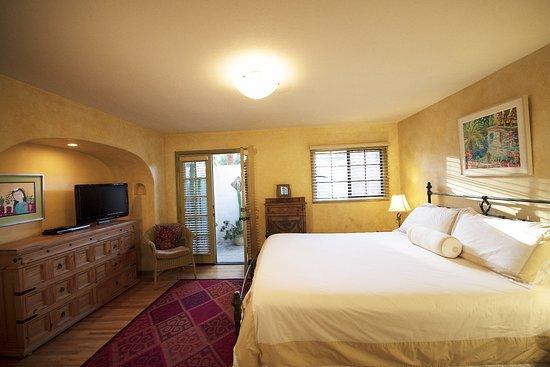 Ojai, Kalifornien: Suite #4 Bedroom