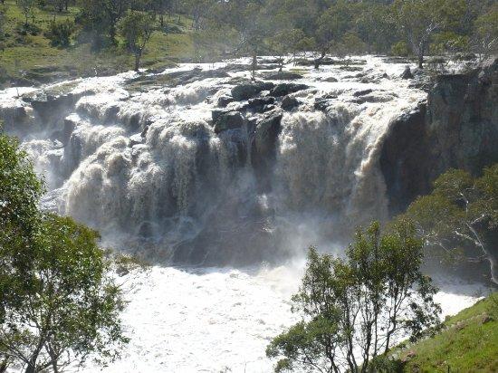 Hamilton, Australia: Quite spectacular after rain.