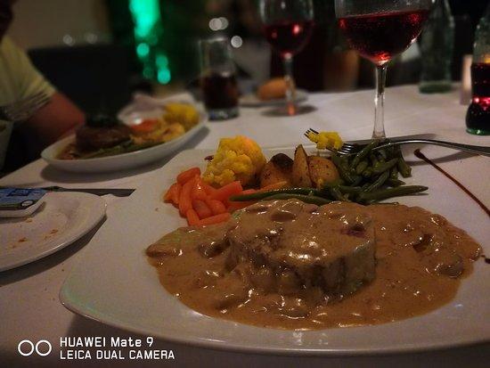 Restaurant Oustau de Altea: DELICIOSO!!!!