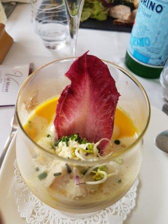 Magnant, Γαλλία: Soupe de potimarons