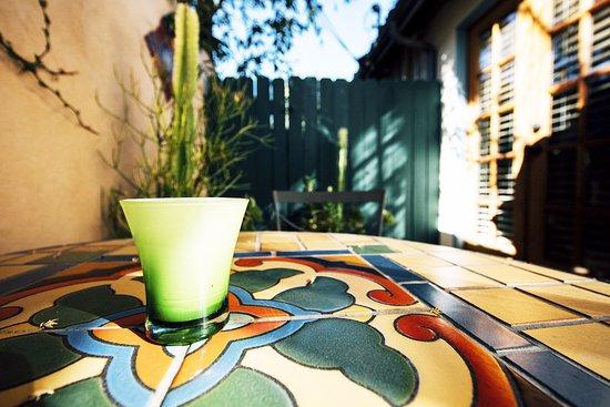 Ojai, Californië: Candles on the Patio - #5