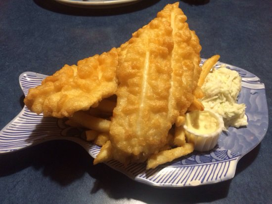 Truro, Canadá: Fish & Chips