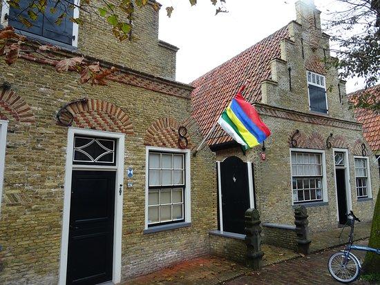 West-Terschelling, Países Bajos: West Terschelling;Museum 't Behouden Huys
