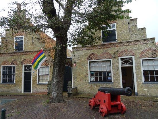 West-Terschelling, The Netherlands: West Terschelling;Museum 't Behouden Huys