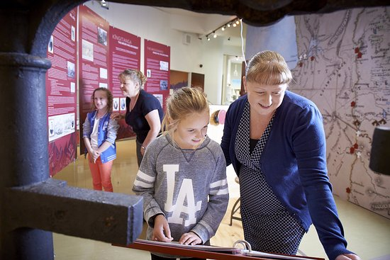Te Awamutu, Νέα Ζηλανδία: Explore the fascinating history of the Waipa District, or check out the temporary exhibitions!