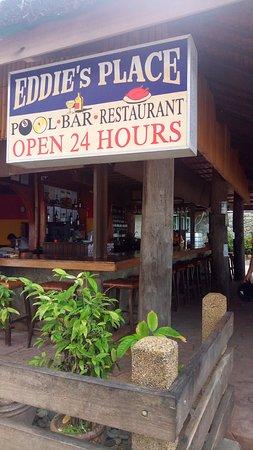 Eddie's Place: bar