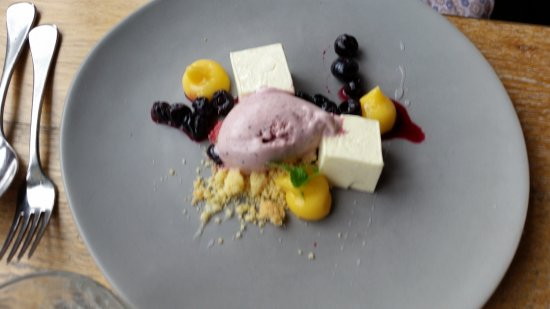 Swanbourne, Avustralya: Lemon & Vanilla cheesecake