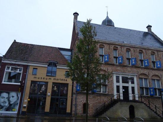 Franeker; Martena-tuin-Museum Martena
