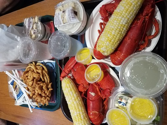 Moody, ME: Jake's Seafood