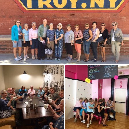 Troy, NY: HVCC continuing education group