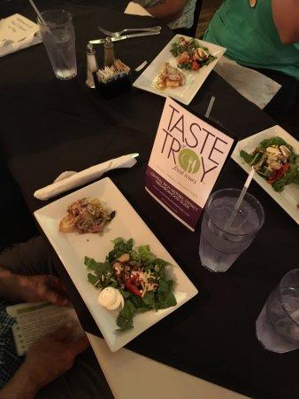 Troy, NY: Illiuim Cafe's Taste