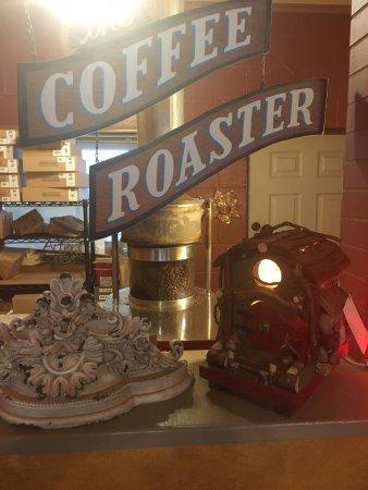 Packwood, WA: Coffee roaster