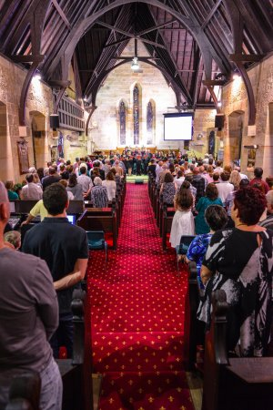 st michaels anglican cathedral christmas eve carols service 2015 - Michaels Hours Christmas Eve
