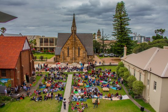 Wollongong, Avustralya: Christmas Carols on the Lawn 2016