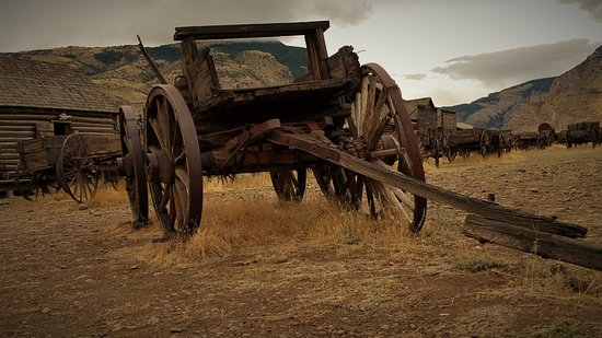 Cody, WY: Feels like you are back in the old west days