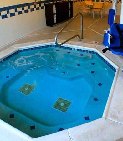 Γιακίμα, Ουάσιγκτον: Indoor Whirlpool
