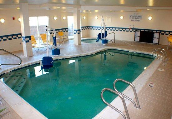 Γιακίμα, Ουάσιγκτον: Indoor Pool