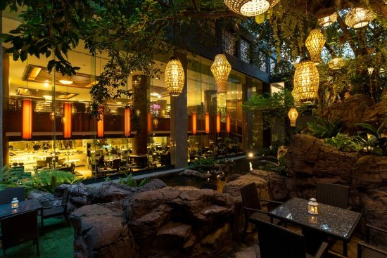 Banyan Tree Bangkok: Romsai Restaurant