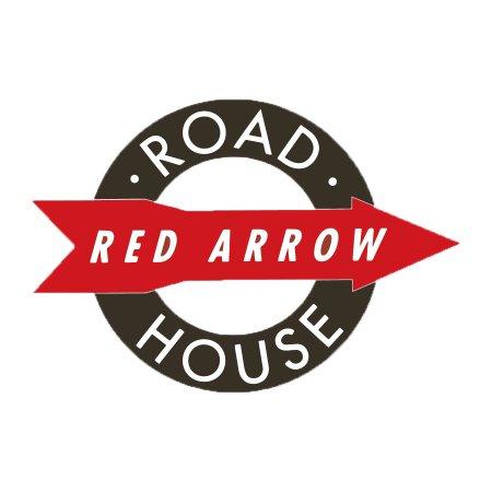 Union Pier, MI: Red Arrow Roadhouse logo