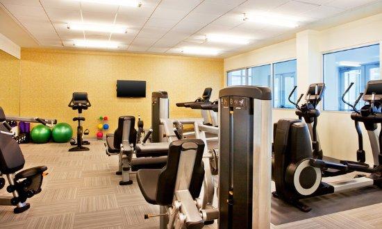 Λέμπανον, Νιού Χάμσαϊρ: Motion - Fitness Center