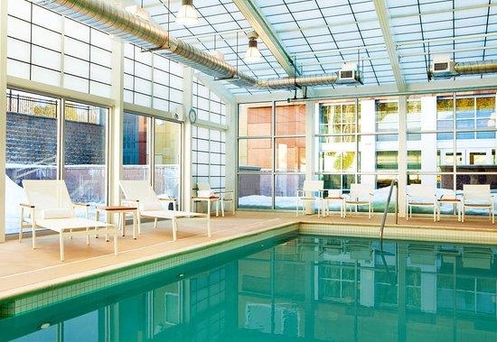 Λέμπανον, Νιού Χάμσαϊρ: Pool