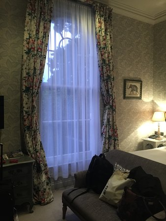 The Grange Hotel: Our lovely room