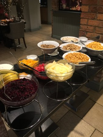 The Grange Hotel: Delicious breakfast