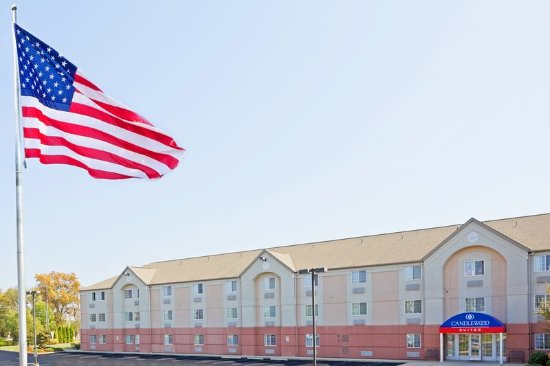 Candlewood Suites Somerset: Hotel Exterior