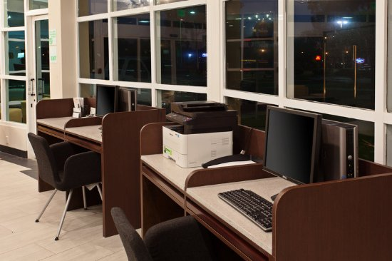 West Covina, CA: Our Business Center has free Wi-Fi