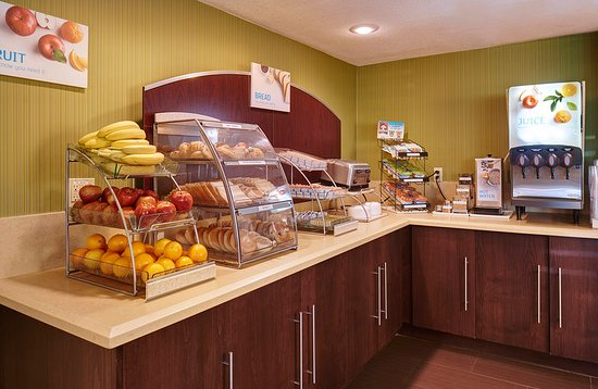 National City, CA: Our Smart Start Breakfast is a favorite among guests.