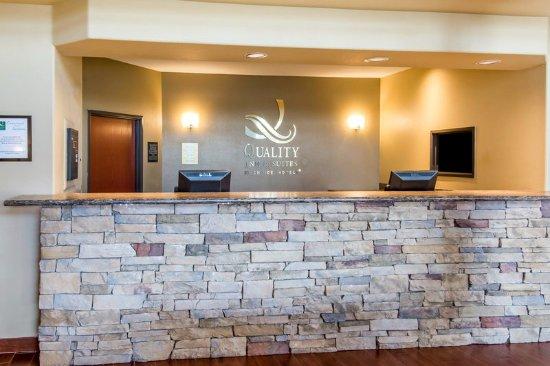 Liberty Lake, WA: Lobby